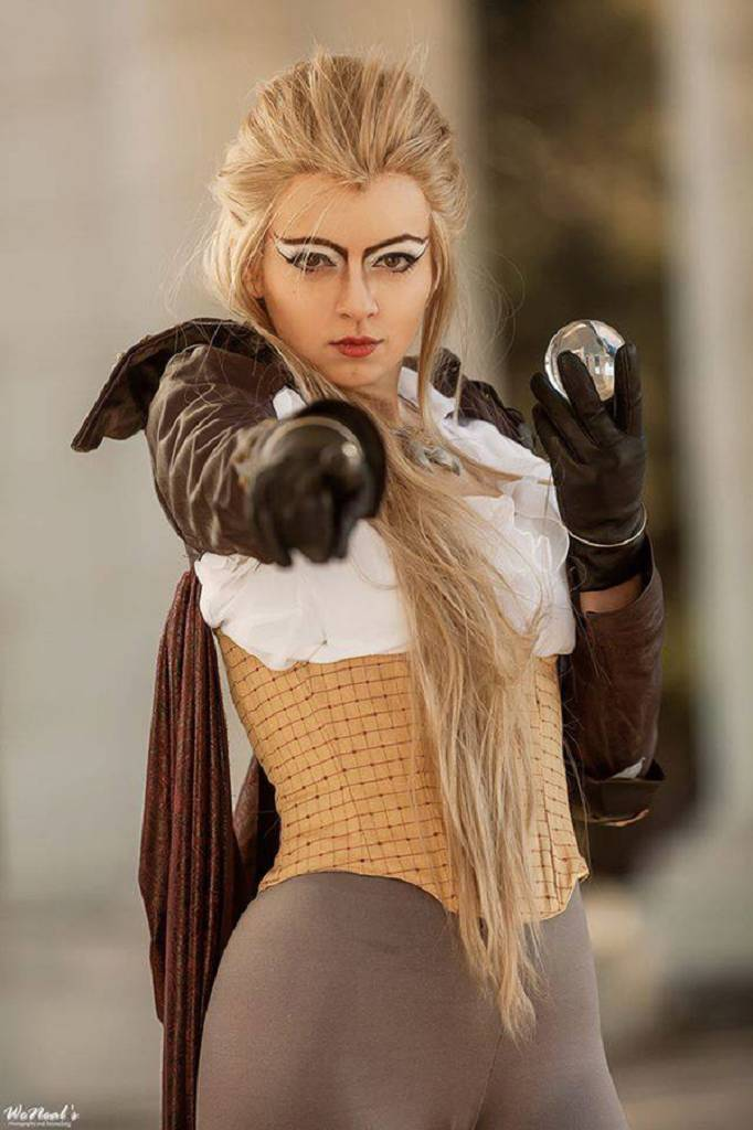 Rule 63 Jareth The Goblin King Cosplay by Ginny DiGuiseppi