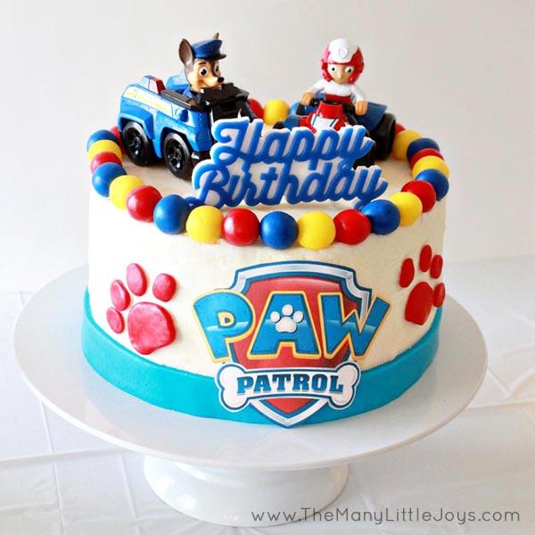 8 Fantastic Diy Birthday Cakes For Boys The Many Little Joys