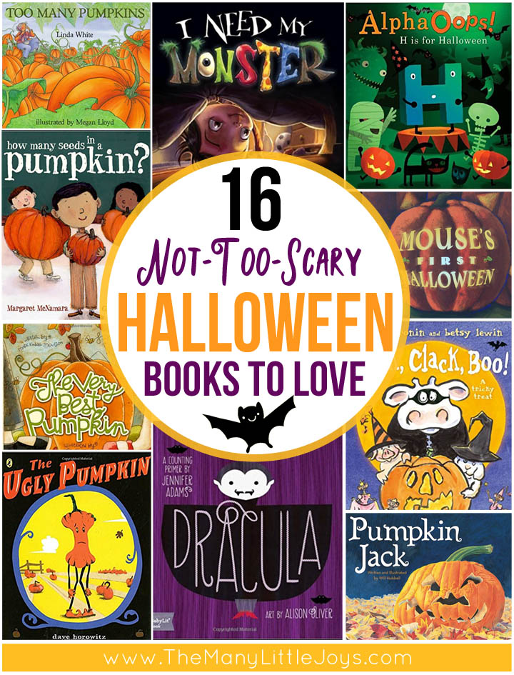 just spooky enough to keep kids on the edge of their seats, but not enough to keep them up at night.
