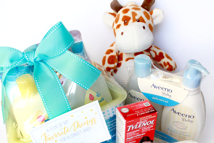 graphic about Free Printable Baby Shower Gift Tags identified as A hassle-free youngster shower reward suitable for any mother-in direction of-be (with