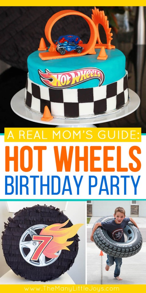 Wondrous How To Throw A Hot Wheels Birthday Party A Real Moms Guide The Funny Birthday Cards Online Chimdamsfinfo
