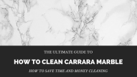 Ultimate Guide to How To Clean Carrara Marble - The Marble ...
