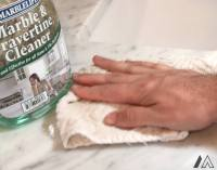 How To Clean Marble Countertops In 4 Easy Steps - The ...