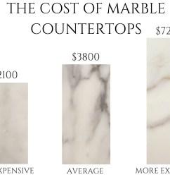 marble countertops cost [ 1436 x 990 Pixel ]