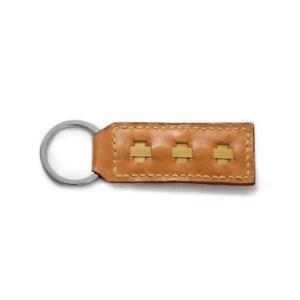 榛果咖鑰匙圈