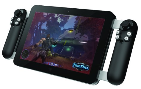 Razer Project Fiona Portable gaming PC tablet
