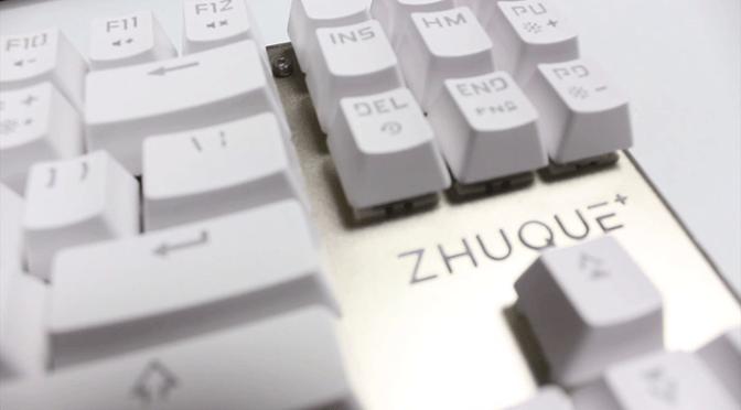 Tinier Typing – TeamWolf Zhuque Keyboard Review