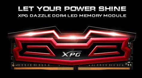 ADATA XPG Dazzle DDR4 LED Memory_1