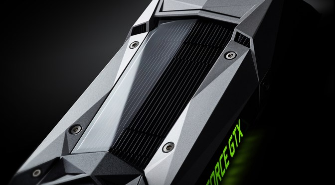 Nvidia shows the big guns with their 10 series cards