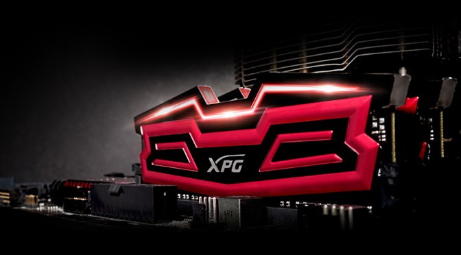 Adata lights up new paths with the XPG Dazzle DDR4 memory