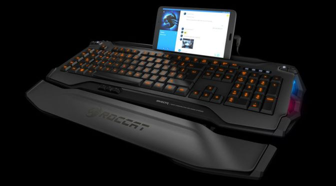 Roccat announces the Final piece of the Future ready puzzle