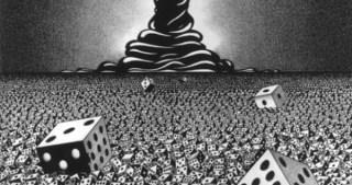 Soviet Artist and Mathematician Anatolii Fomenko's Mathematical Impressions