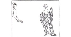 """The Curious Sofa: Edward Gorey's Vintage """"Porno-graphic"""" Children's Book for Adults"""