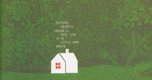 Henri's Walk to Paris: Legendary Designer Saul Bass's Only Children's Book, Resurrected Half a Century Later