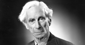"""Bertrand Russell on Immortality, Why Religion Exists, and What """"The Good Life"""" Really Means"""