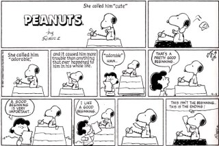 6 Rules for a Great Story from Charles M. Schulz's Son and Snoopy