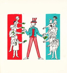 How Our Government Helps Us, in Vibrant Vintage Illustrations from 1969