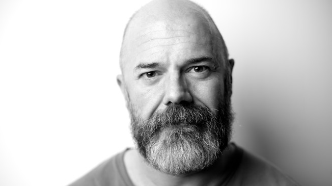 Andrew Sullivan (Photograph: Victor G Jeffreys II)
