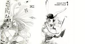 Alice in Wonderland Illustrated by Ralph Steadman: A 1973 Gem