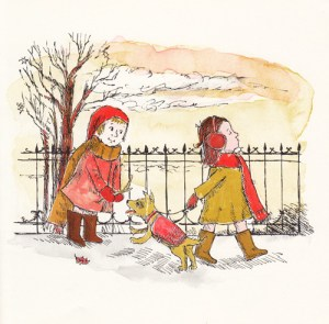 The Hating Book: An Illustrated Vintage Parable About What Every Friendship Needs