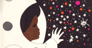Blast Off: Visionary Vintage Children's Book Celebrates Equality, Diversity, and Space Exploration