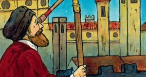 The Rebellious and Revolutionary Life of Galileo, Illustrated
