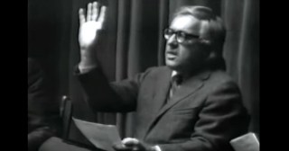 """Ray Bradbury Reads His Poem """"If Only We Had Taller Been"""" in a Rare 1971 Recording"""