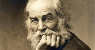 Walt Whitman on Democracy and Optimism as a Mighty Form of Resistance