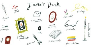 An Illustrated Celebration of Jane Austen's Life