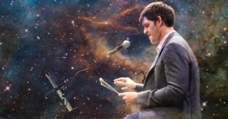"""Humans of New York"" Creator Brandon Stanton Reads John Updike's Playful and Profound Ode to the Neutrino"