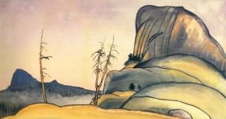 Chiura Obata's Stunning Paintings of Yosemite