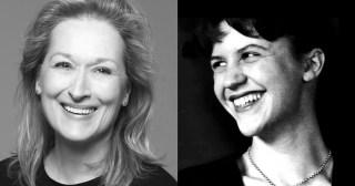 "Meryl Streep Reads ""Morning Song"" by Sylvia Plath"