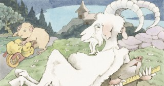 "Presto & Zesto in Limboland: A Lovely and Unusual ""New"" Maurice Sendak Book Elegizing a Lost Friendship"