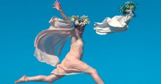 How to Get Back Up and Keep Running: Amanda Palmer on Making Art When Life Unmakes You