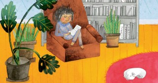 Debbie Millman's Touching Letter to Children About How Books Solace Our Heartbreak and Salve Our Existential Loneliness