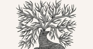 The Secret Life of Trees: Stunning Sylvan Drawings by Indigenous Artists Based on Indian Mythology