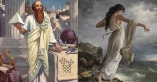 How Pythagoras and Sappho Radicalized Music and Revolutionized the World