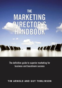 The Marketing Director's Handbook