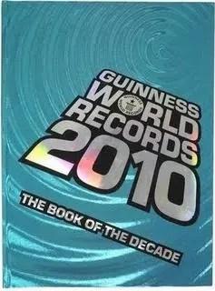 Guinness World Records content branding