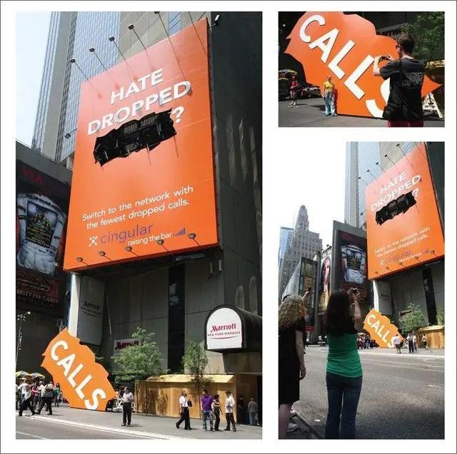 Great Marketing Communications. Cingular Mobile - USA