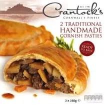 food marketing consultancy success story - Crantock's Pastie