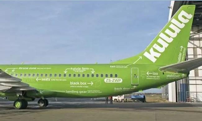 Kulula airline body