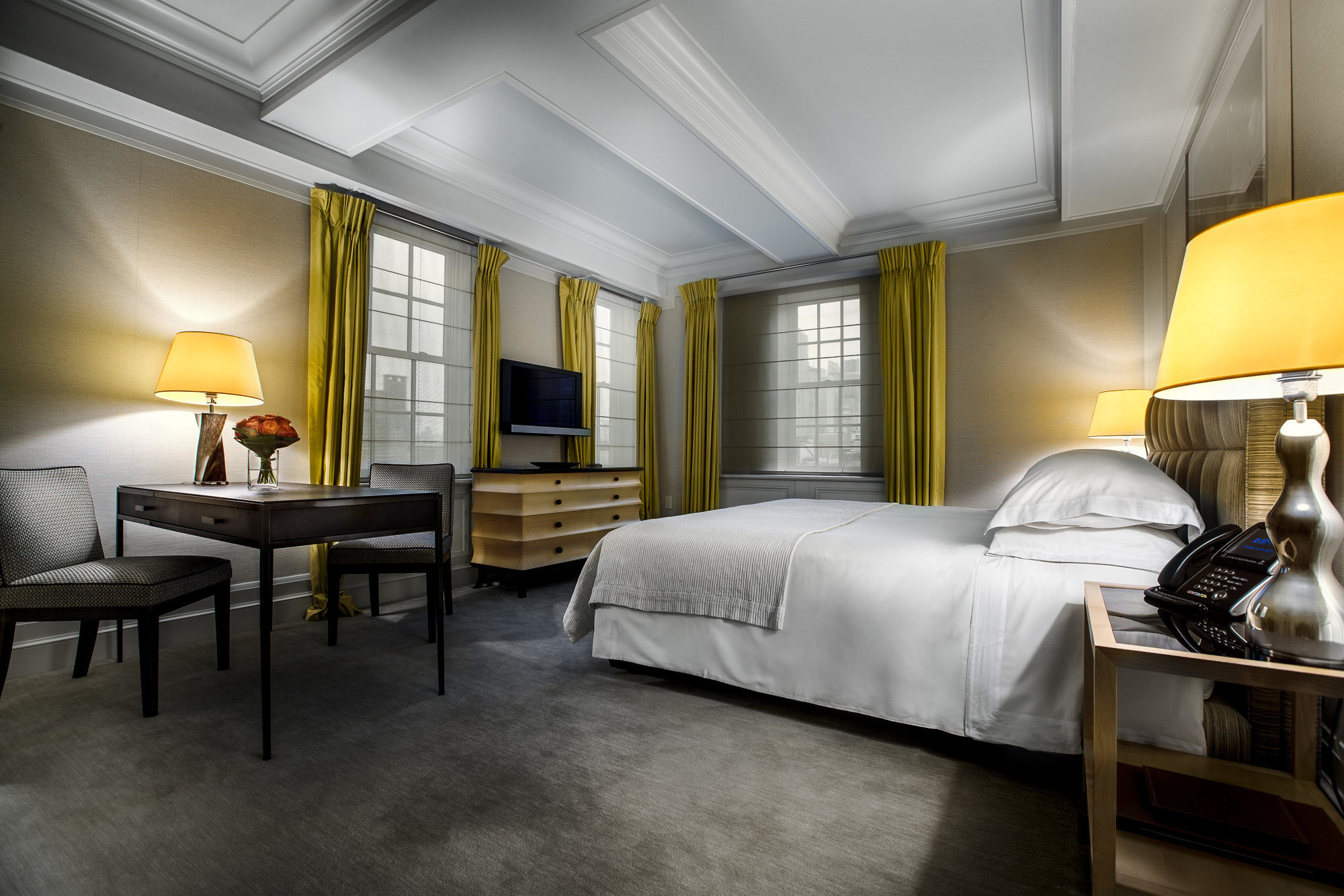 Luxury Two Bedroom Hotel Suite in NYC  The Mark Hotel