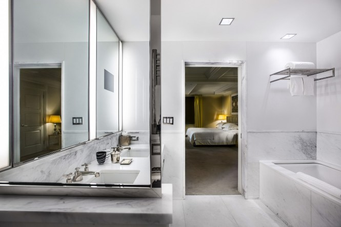 Luxury Hotels With Suites In Nyc The Mark Hotel Two Bedroom