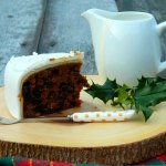 Spiced Honey Cake With Lingonberry