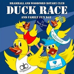 Bramhall Duck Race