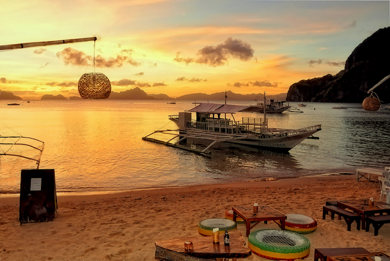 Top 4 Places in El Nido | Corong Corong