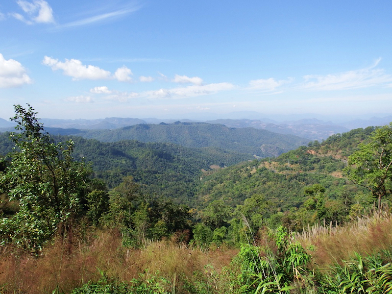 Mae Hong Son Motorbike Loop