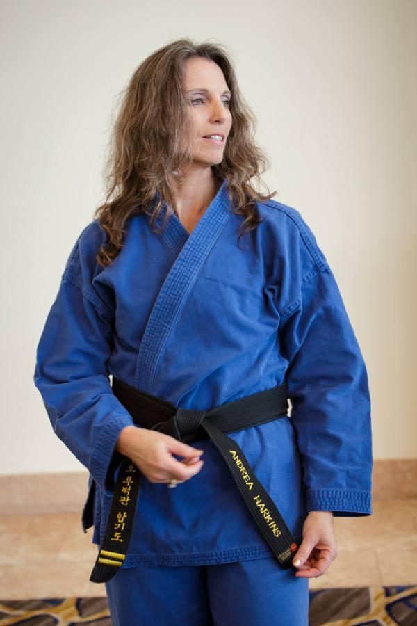 Worrier Warrior - Martial Arts Woman