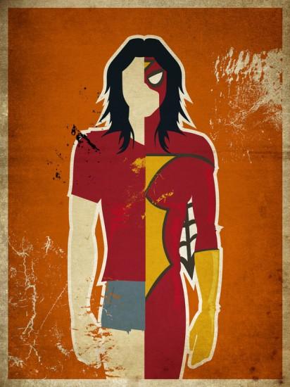 Invisible Iphone X Wallpaper Female Superhero Secret Identities The Mary Sue